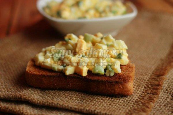 Закусочные тосты
