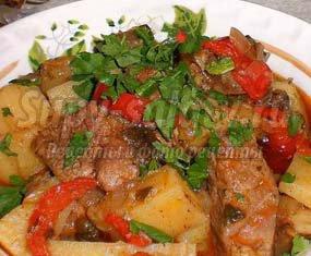 Вкусные блюда из говядины в мультиварке