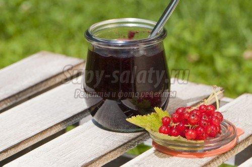 Варенье из красной смородины: лучшие рецепты с фото