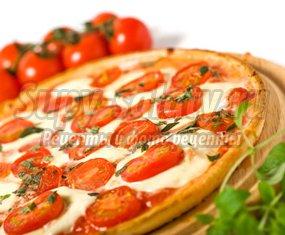 Пицца Маргарита: готовим в домашних условиях