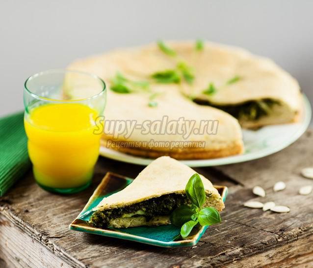 Осетинские пироги с зеленью: отличные варианты выпечки
