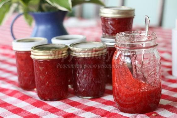 Стевия: варенье из ягод