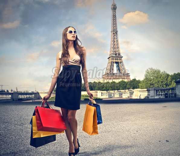 Поездка на шопинг в другой город