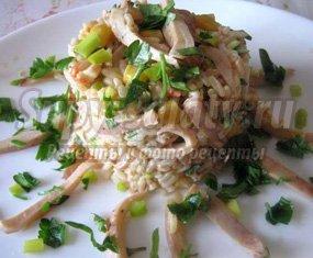 Вкусные блюда из кальмаров: рецепты на праздник