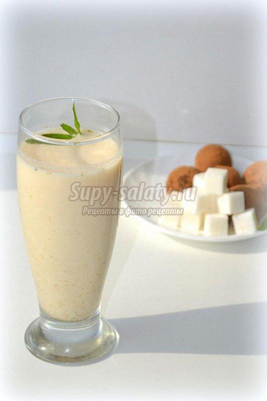 кисломолочный напиток с кардамоном