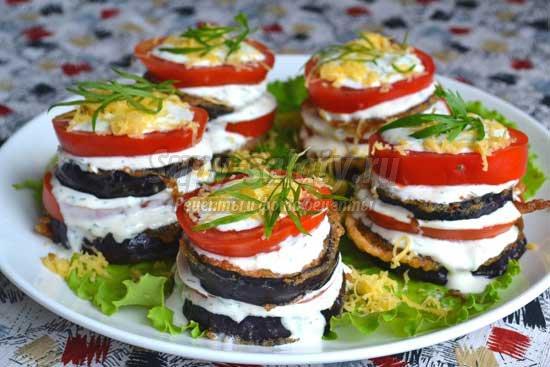 Праздничная закуска из кабачков: изысканно и вкусно