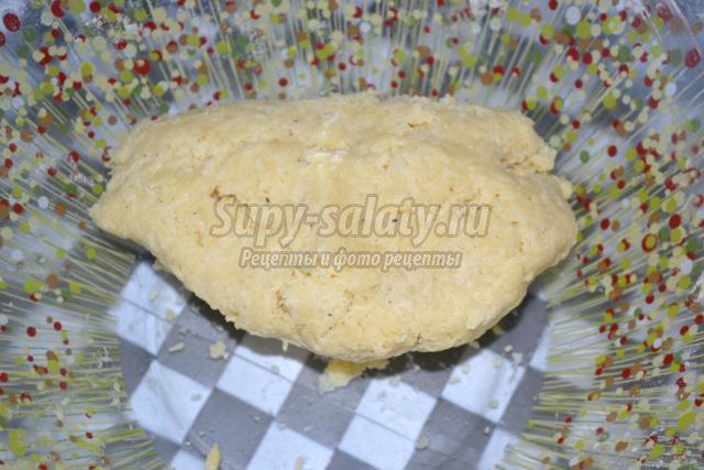 вегетарианские крекеры с сыром