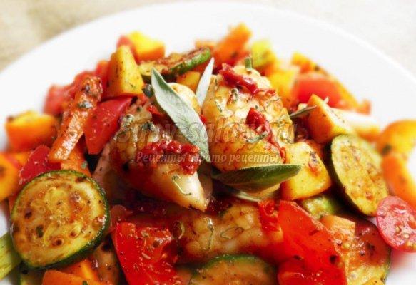 рагу с картошкой: лучшие рецепты с фото