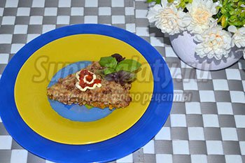 Фаршированные сыром с тархуном яйца цесарки, пошаговый рецепт с фото