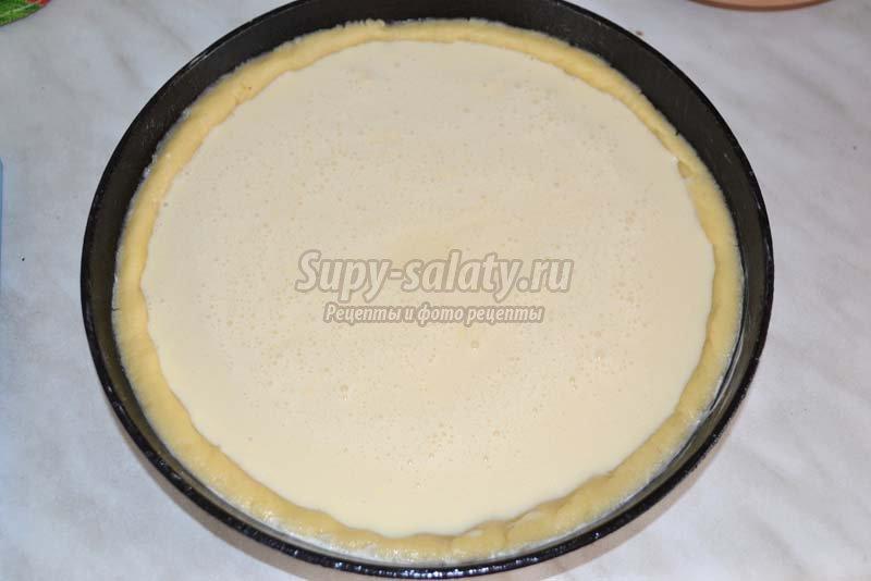 пирог птичье молоко рецепт