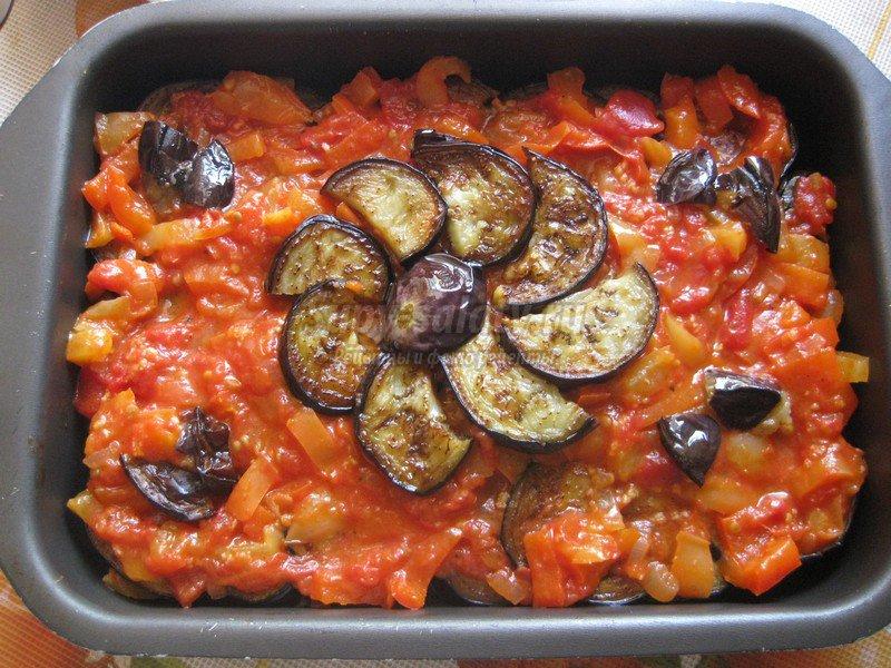 рецепт красивой овощной закуски