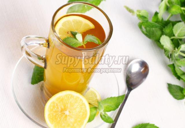 Зеленый чай с мятой: как заварить?