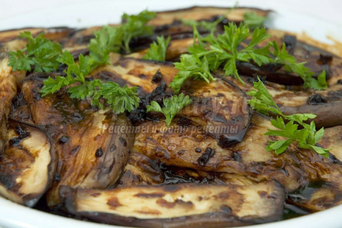 острые баклажаны на зиму: популярные рецепты с фото