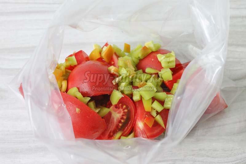вкусные помидоры по корейски