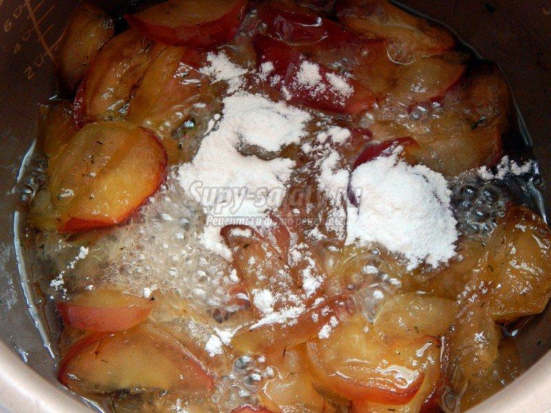 рецепт мармелада из яблок
