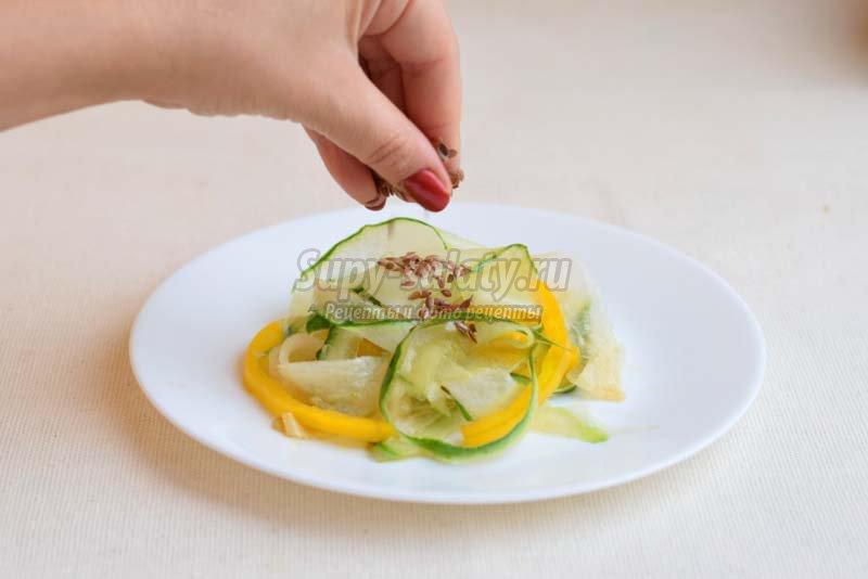 салат из дайкона рецепты