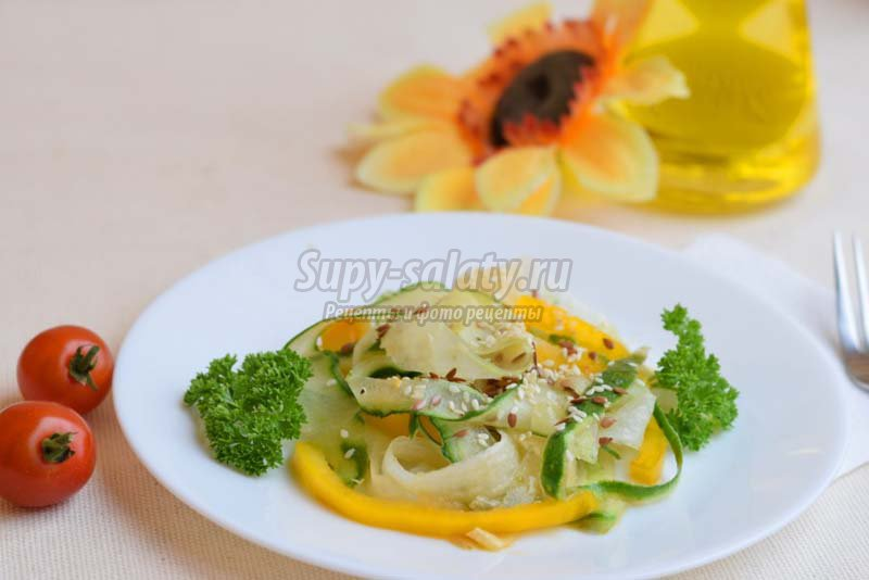 дайкон салат фото