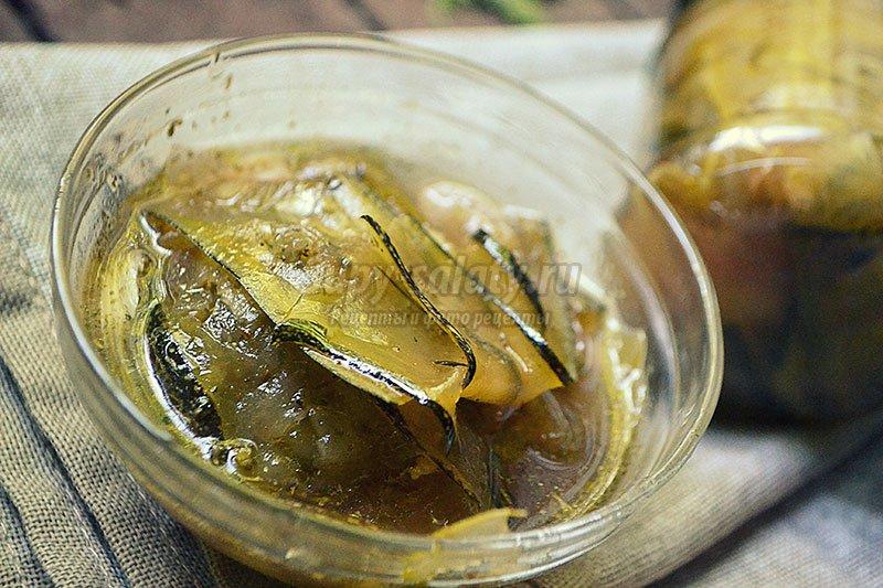 жареные кабачки на зиму рецепты