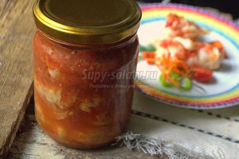 Маринованные овощные голубцы рецепт с фото пошагово