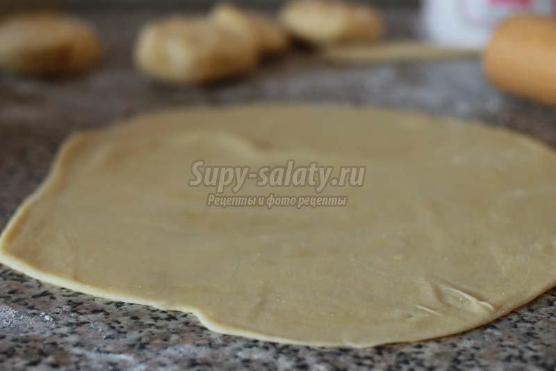 торт наполеон рецепт с фото