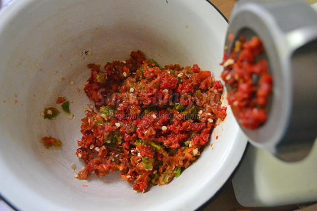 рецепты из острого перца на зиму рецепты с фото