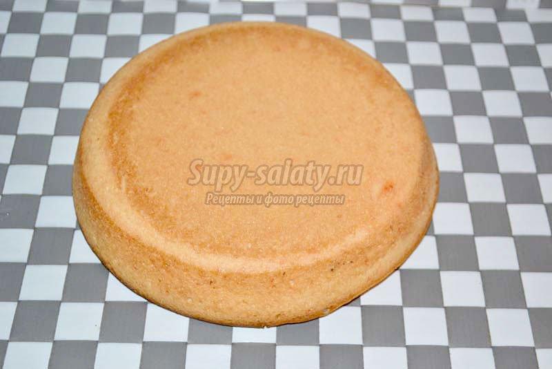 рецепт абрикосового торта
