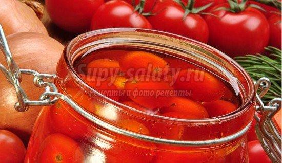 Засолка помидоров в банках: золотые рецепты с фото