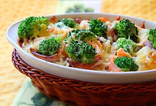 капуста с сыром: лучшие рецепты с фото.