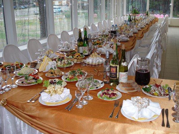 Что приготовить на свадьбу? Подсказки и советы
