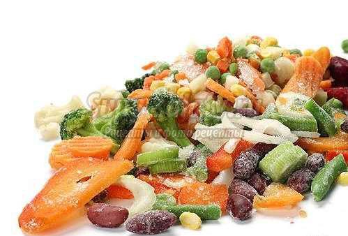 Как приготовить замороженные овощи? Вкусные рецепты