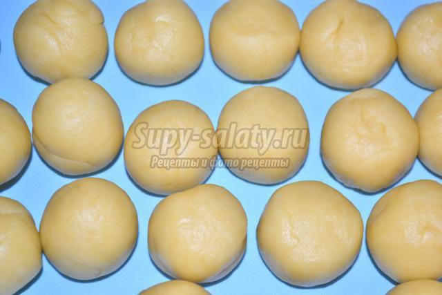 вегетарианское печенье камини-канта