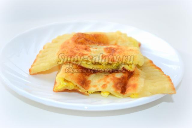 вегетарианские сырные хачапури