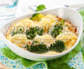 Запеканка из капусты: золотые рецепты с фото.