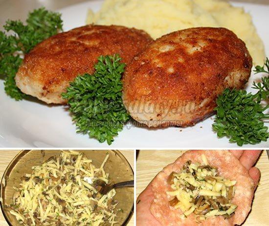 Куриные котлеты: золотые рецепты для хозяюшек