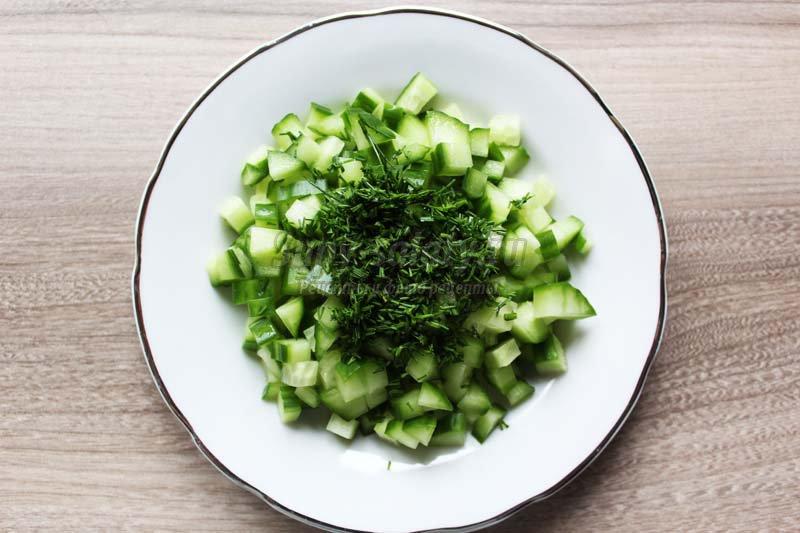 Рецепты салатов с зеленой стручковой фасолью