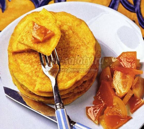 Оладьи из тыквы с сыром рецепты быстро и вкусно