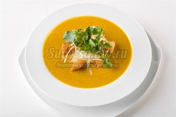 лисички суп рецепты с фото