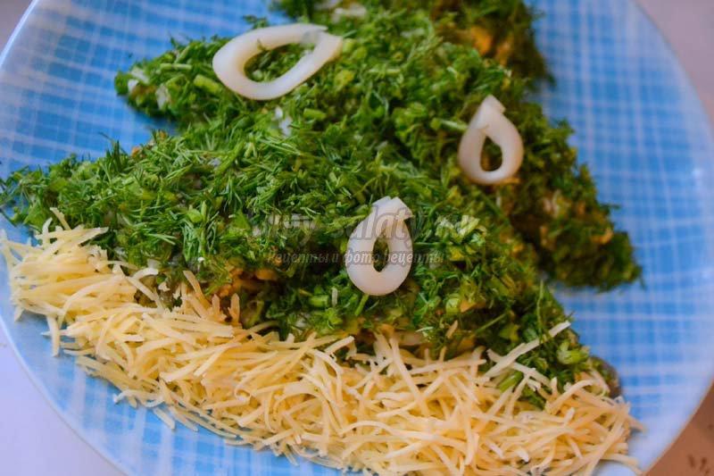 салат кальмары морская капуста яйцо