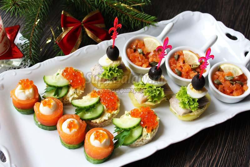 Простыеы вторых блюд на праздничный стол с фото