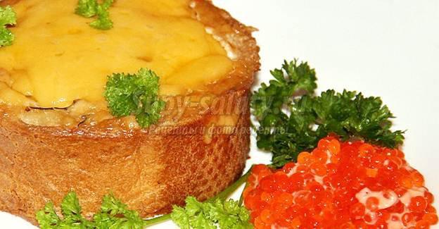 Рецепты блюд на Новый год - просто и вкусно