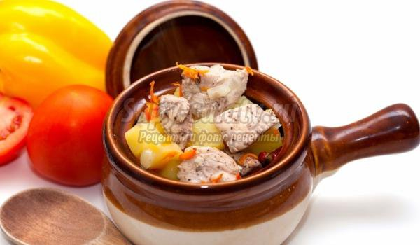 мясо с грибами: как приготовить? Подробные рецепты с фото