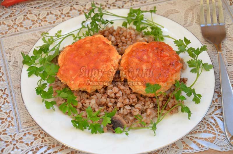 Тефтели из фарша с капустой рецепт пошагово