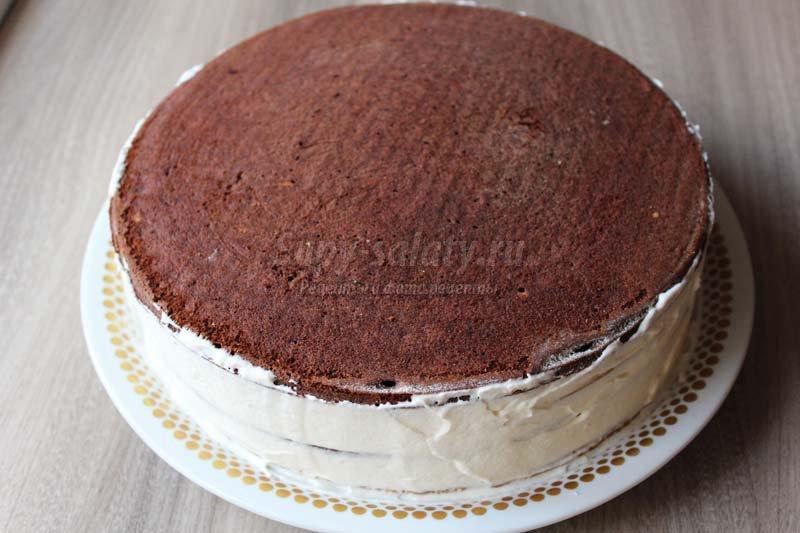 Глазурь на торт из какао рецепт с пошагово