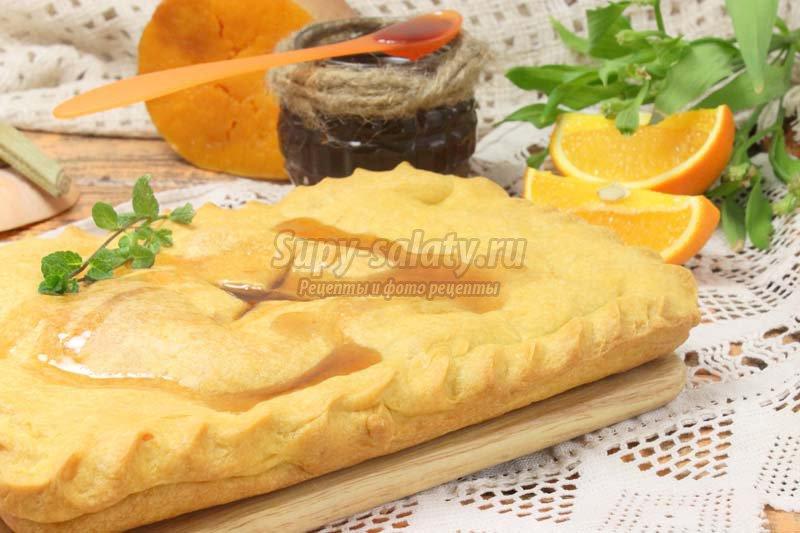 Пироги с апельсином рецепты с пошагово