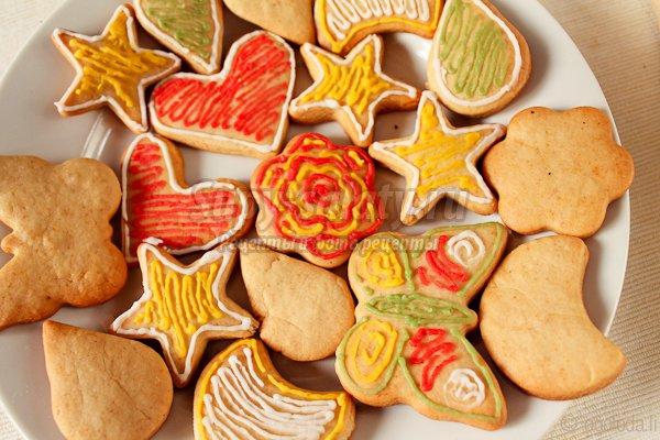 Рецепты имбирного печенья на Новый год. Самые простые и вкусные