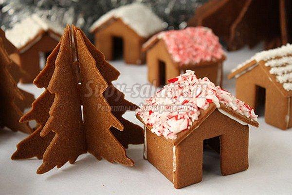 Рецепт печенья новый год