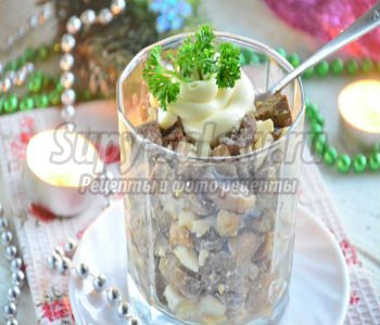 Гранатовый ликер, пошаговый рецепт с фото