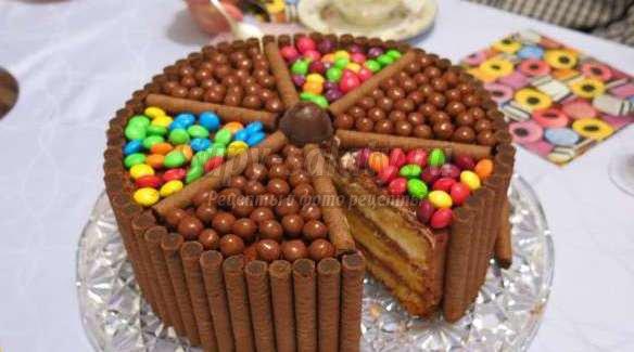 Как испечь вкусный торт на Новый год?