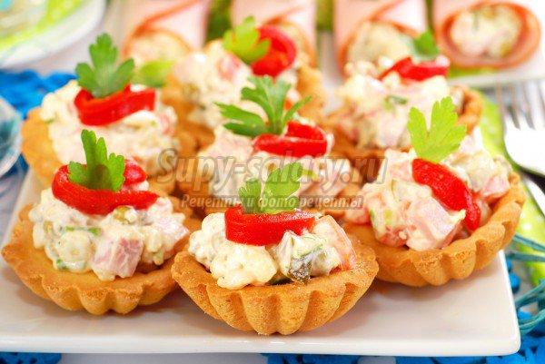 лучшие рецепты салатов на маслом