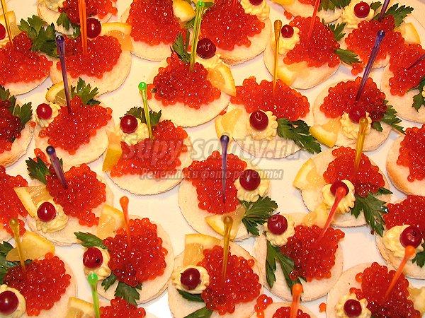 красивые закуски и салаты фото и рецепты с фото